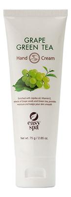 Крем для рук Grape & Green Tea Hand Cream 75мл