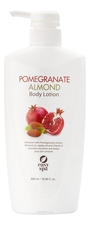Easy Spa Лосьон для тела Pomegranate & Almond Body Lotion 500мл