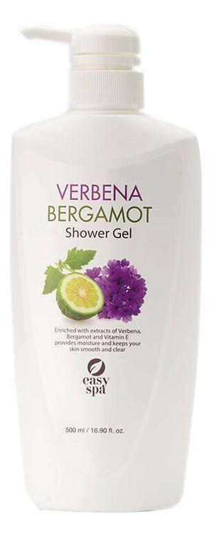 Гель для душа Verb & Berg Shower Gel 500мл