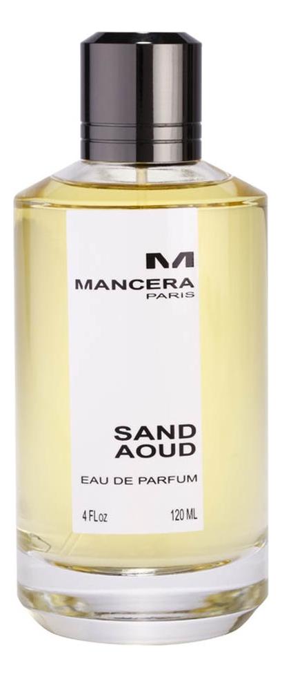 цена на Mancera Sand Aoud: парфюмерная вода 2мл