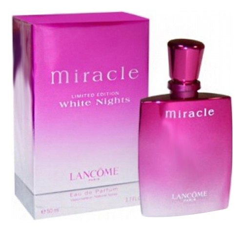 Lancome Miracle White Nights: парфюмерная вода 50мл lancome miracle blossom парфюмерная вода 50мл