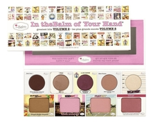 The Balm Палетка теней  In TheBalm Of Your Hand 2 10г