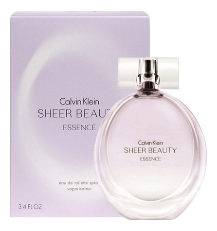 Calvin Klein Sheer Beauty Essence: туалетная вода 100мл
