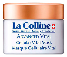 La Colline Восстанавливающая маска для лица с клеточным комплексом Advanced Vital Cellular Vital Mask 30мл