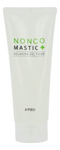 Купить Гель-пенка для умывания NonCo Mastic Relaxing Gel Foam 150мл, A'PIEU