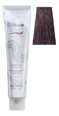 Перманентный безаммиачный крем-краситель премиум класса Soft Color by Baco Colour Cream Ammonia Free 60мл: 6 Темный блондин