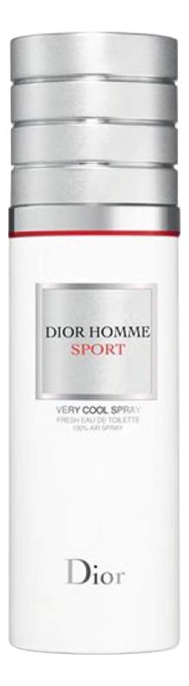 mustang sport ford туалетная вода 100мл тестер Christian Dior Homme Sport Very Cool Spray: туалетная вода 100мл тестер