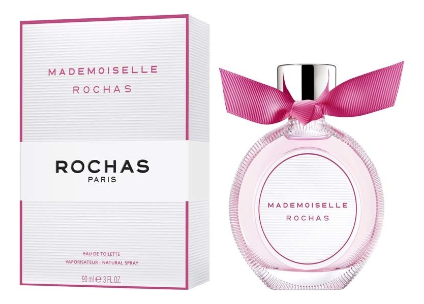 Купить Rochas Mademoiselle Rochas Eau De Toilette: туалетная вода 90мл