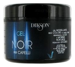 Купить Тонирующий гель для седых волос Gel Noir Per Capelli: Гель 500мл, Dikson