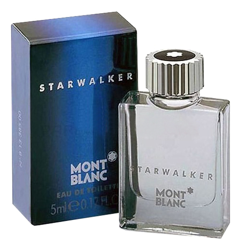 Mont Blanc Starwalker: туалетная вода 5мл mont blanc legend men туалетная вода 4 5мл