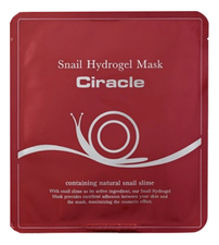 Ciracle Гидрогелевая тканевая маска для лица Snail Hydrogel Mask 25г