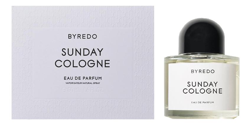 Купить Sunday Cologne: парфюмерная вода 50мл, Byredo