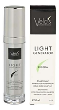 Veld`s Крем против пигментных пятен кожи лица Light Generator Brightening Hyper-Pigmentation Inhibitor Day/Night Light Cream 30мл