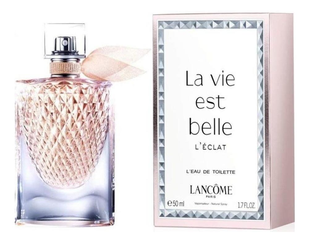 Купить Lancome La Vie Est Belle L'Eclat L'Eau De Toilette: туалетная вода 50мл