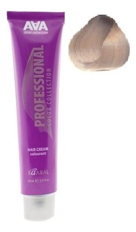 Стойкая крем-краска для волос AAA Hair Cream Colorant 60мл: 12.32 Экстра светлый золотисто-фиолетовый блондин