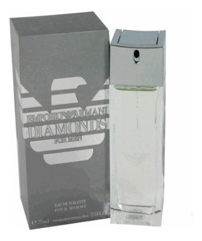 Фото - Emporio Diamonds pour homme: туалетная вода 75мл emporio diamonds rose туалетная вода 50мл тестер