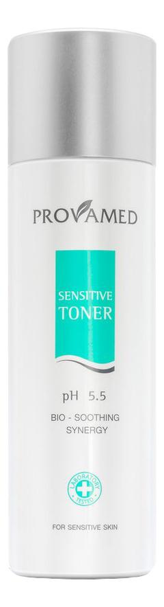 Тоник для чувствительной кожи лица Sensitive Toner Bio-Soothing Synergy 200мл недорого