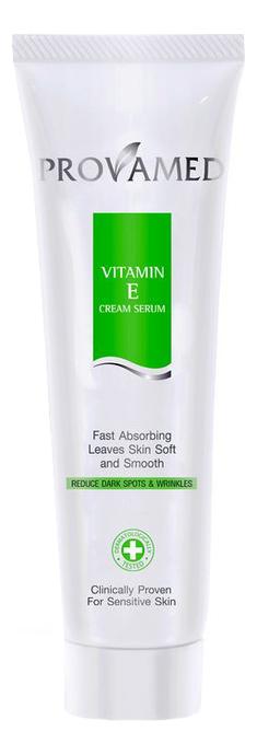 Крем-сыворотка для лица Vitamin E Cream Serum 50мл