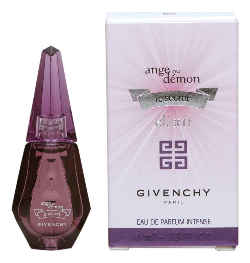Ange Ou Demon Le Secret Elixir: парфюмерная вода 4мл недорого