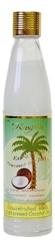 Кокосовое масло для волос и тела Rasyan Extra Virgin Coconut Oil 100% 90мл