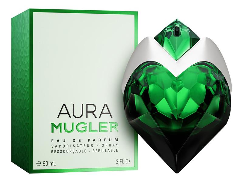 Mugler Aura 2017: парфюмерная вода 90мл парфюмерная вода mugler aura
