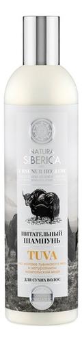 Шампунь для волос питательный Natura Siberica and Ubsunur Hollow Tuva 400мл