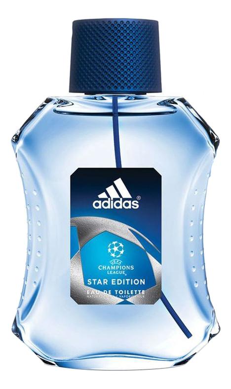 Adidas UEFA Champions League Star Edition: туалетная вода 100мл тестер