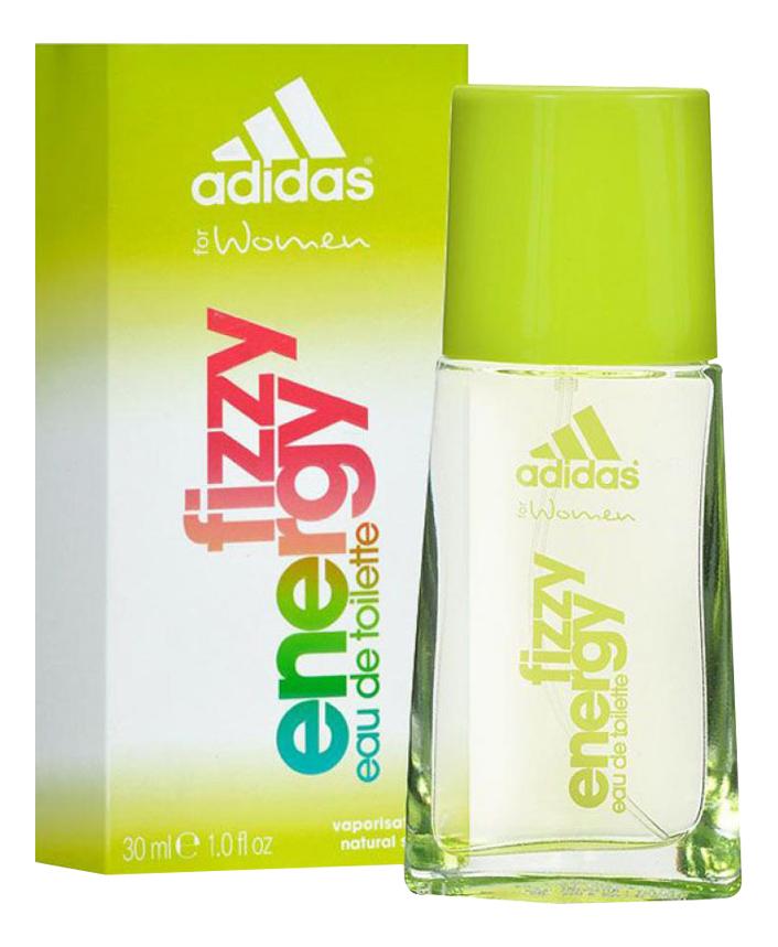 Adidas Fizzy Energy: туалетная вода 30мл alyssa ashley fizzy туалетная вода 50мл
