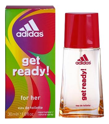 Купить Get Ready! For Her: туалетная вода 30мл, Adidas