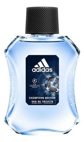 Adidas UEFA Champions League Edition: туалетная вода 100мл тестер дезодорант мужской adidas uefa 4 champions edition