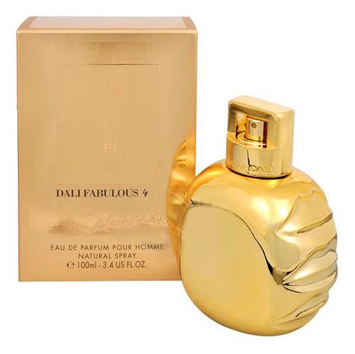 Купить Fabulous 4: парфюмерная вода 100мл, Salvador Dali