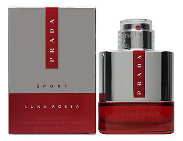 Купить Luna Rossa Sport: туалетная вода 50мл, Prada
