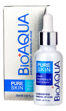 Bioaqua Сыворотка против акне Pure Skin Acne Brightening & Best Solution 30мл