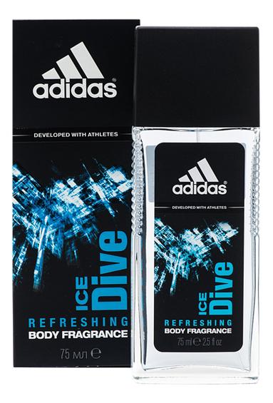 Ice Dive: парфюмерный спрей для тела 75мл