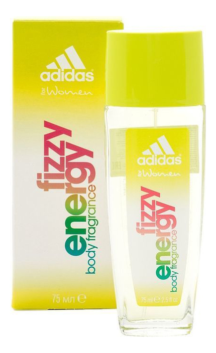 Fizzy Energy: парфюмерный спрей для тела 75мл