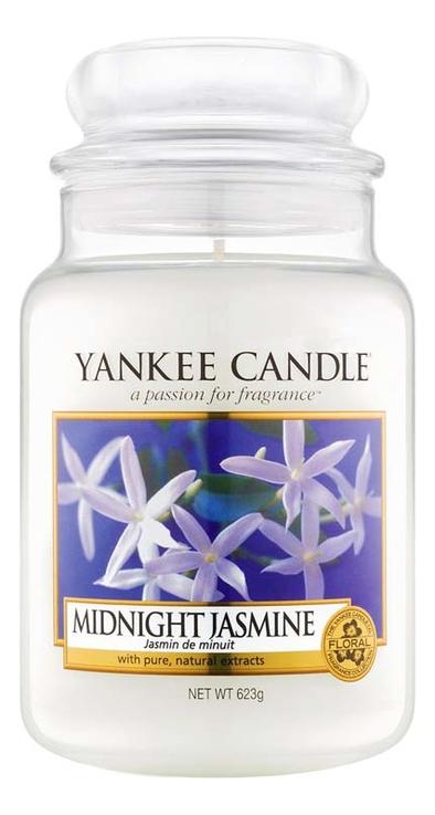 Ароматическая свеча Midnight Jasmine: Свеча 623г свеча от комаров argus