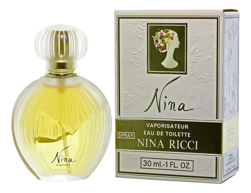 Nina Ricci Nina (1987): духи 30мл nina ricci lextase туалетные духи тестер 80 мл
