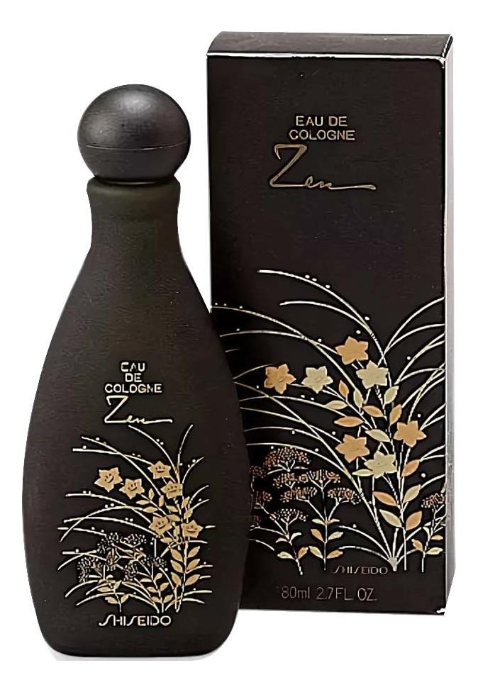 Купить Zen: одеколон 80мл, Shiseido