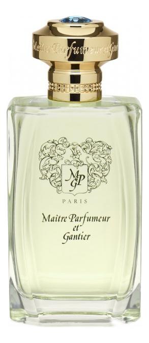 Maitre Parfumeur et Gantier Fraicheur Muskissime: туалетная вода 100мл maitre parfumeur et gantier jardin du nil парфюмерная вода 120мл тестер