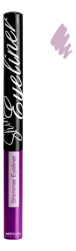 Подводка для глаз Shimmer Eyeliner 2,8г: NF011 Glitter Brown