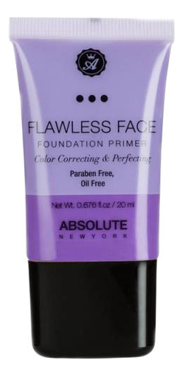 Праймер для лица Flawless Face Foundation Primer 20мл: NF082 Lavender
