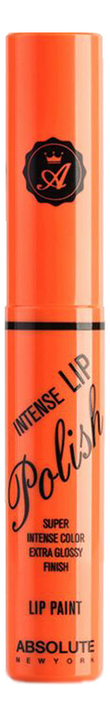 Блеск для губ Intense Lip Polish 6г: NFA81 Real Orange