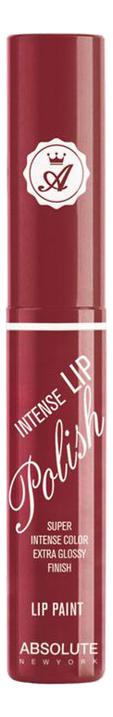 Блеск для губ Intense Lip Polish 6г: NFA90 Deep Red