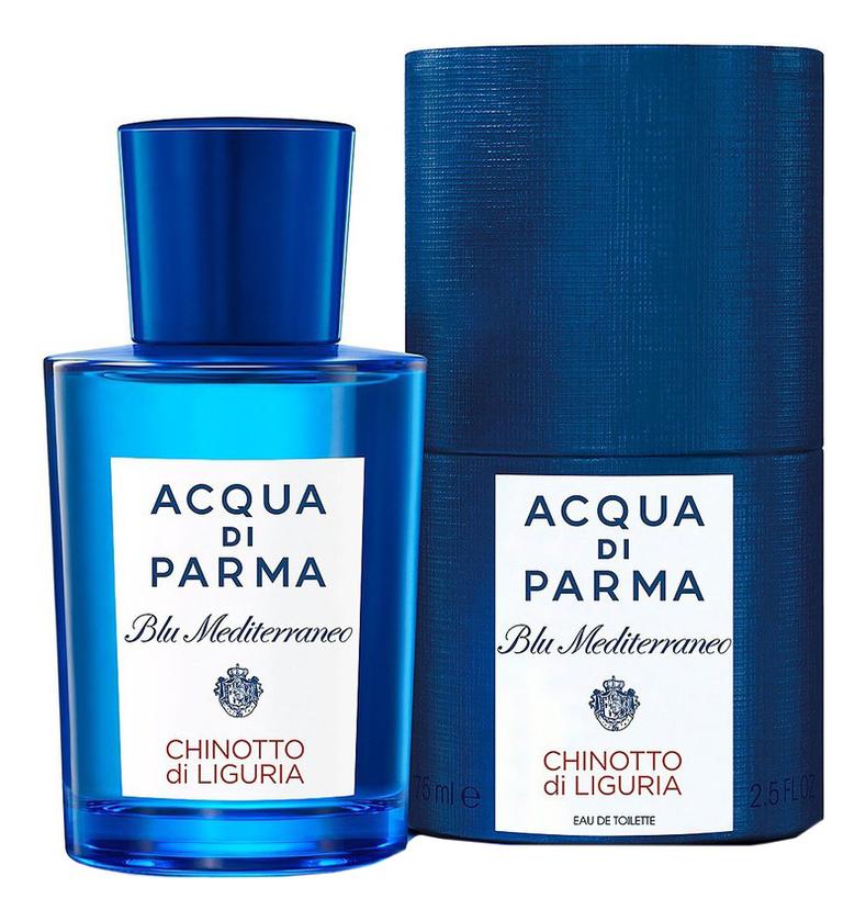 Acqua di Parma Chinotto Di Liguria: туалетная вода 75мл подвесной светильник alfa parma 16941