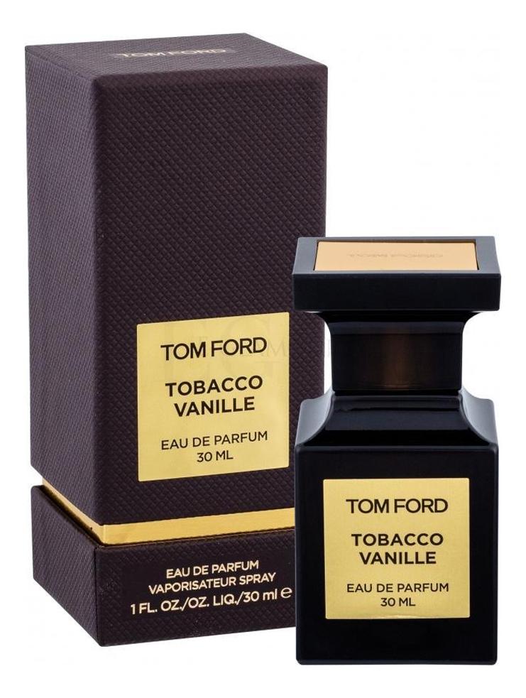 Tobacco Vanille: парфюмерная вода 30мл недорого