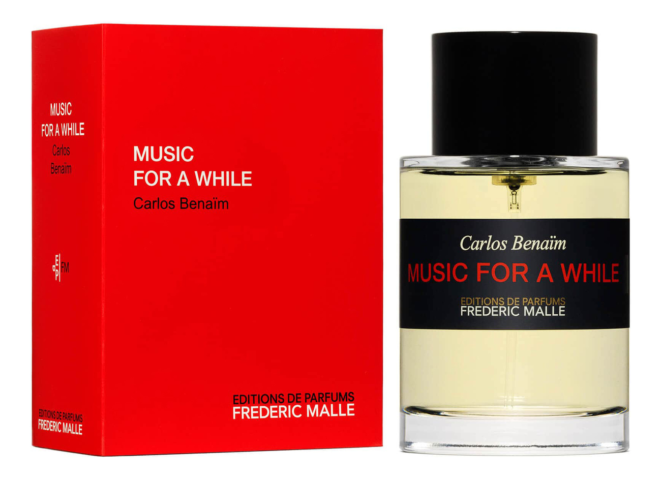 Frederic Malle Music For A While: духи 100мл frederic malle bois dorage туалетные духи тестер 100 мл