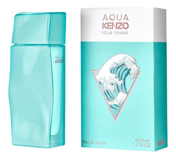 Aqua Kenzo Pour Femme: туалетная вода 50мл l eau 2 pour femme туалетная вода 50мл