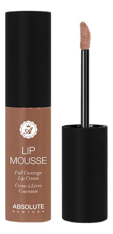 Жидкая губная помада-мусс Lip Mousse 8мл: ALV13 Urban