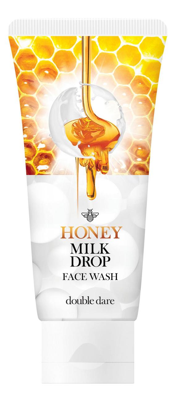 Молочко для лица Honey Milk Drop Face Wash 90мл