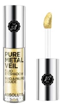 Жидкие тени для век с металлическим эффектом Pure Metal Veil 1,5мл: AMV12 Trust Fund